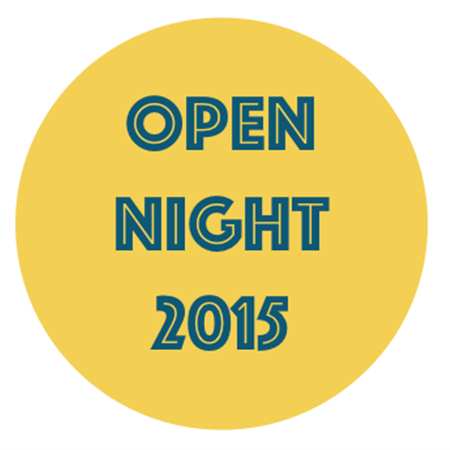 Open Night 2015