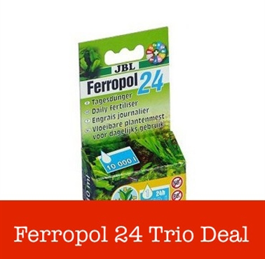 JBL Ferropol 24 Trio Deal