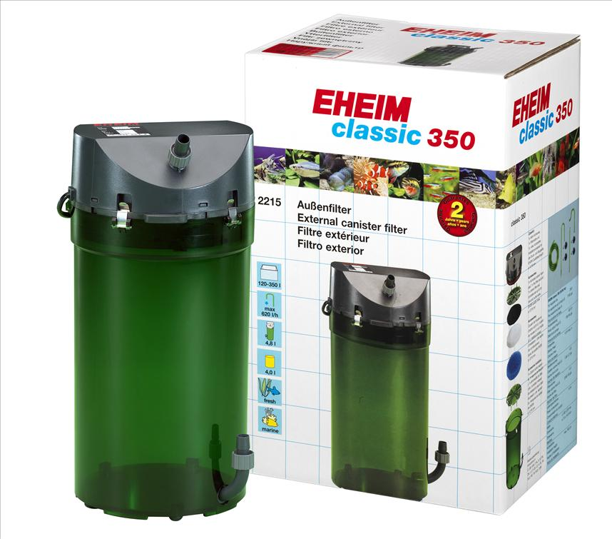 filtration accessories eheim classic 350 2215