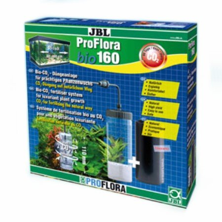 Aquarium products jbl proflora bio160 for Jbl aquarium