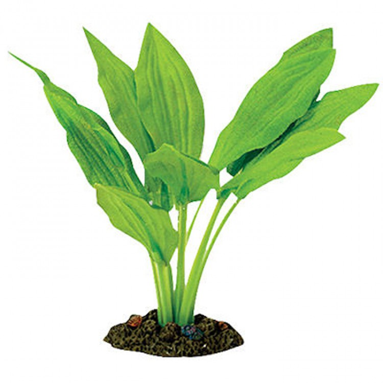 Aquarium decoration aqua on silk plant amazon broad for Different garden plants