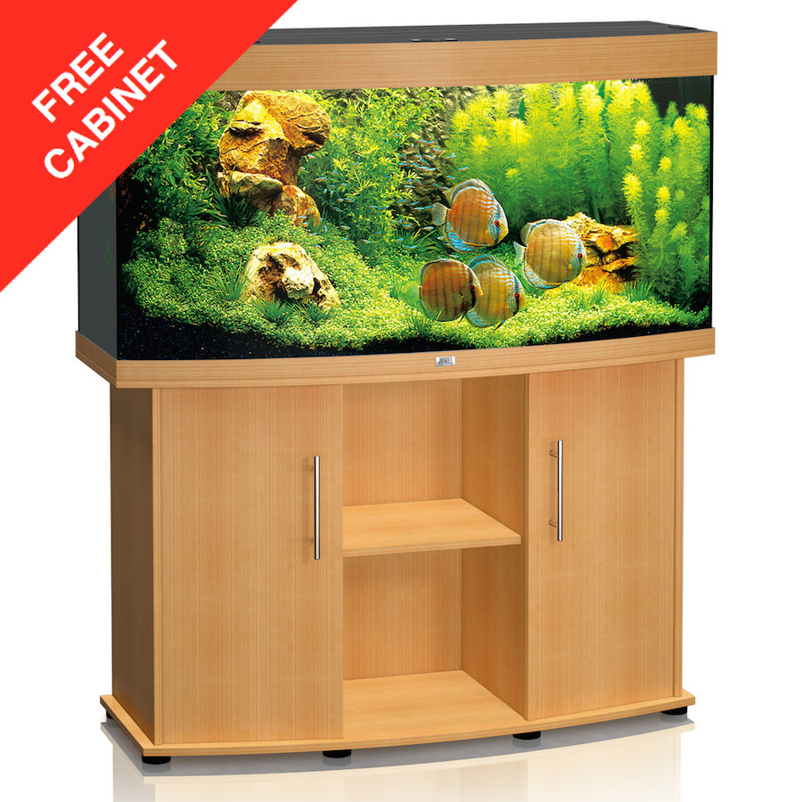 aquarium products juwel vision 260 beech set. Black Bedroom Furniture Sets. Home Design Ideas