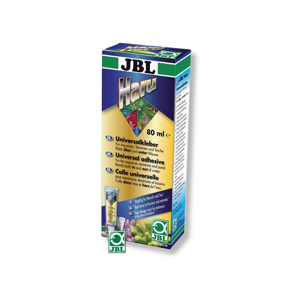 Aquarium maintenance jbl haru black 80ml for Jbl aquarium