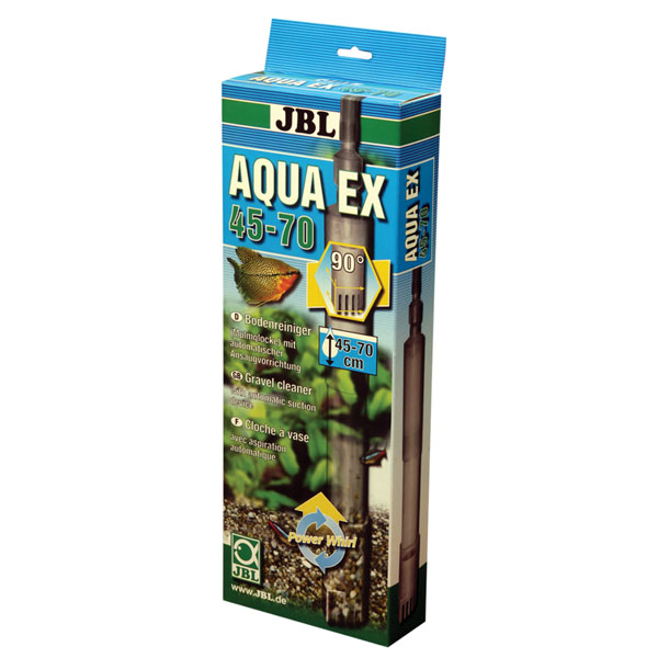 Aquarium maintenance jbl aquaex set 45 70 for Jbl aquarium