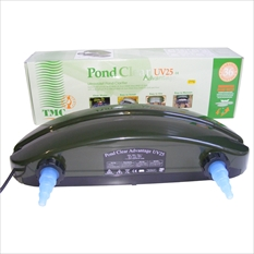TMC Pond Clear Advantage UV25w