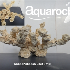 Aquaroche Acropora Rock Set 15 Pieces (9710)