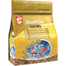 Tetra Pond Gold Mix Bag (560g)