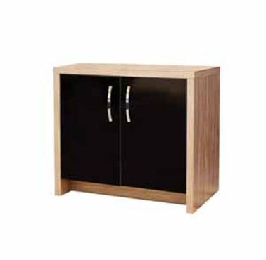 Aquarium Products Aqua One Inspire 80 Cabinet Walnut Black